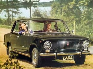 9 Сентября 1970 - начат серийный выпуск автомобилей «ВАЗ-2101» - «Жигули»