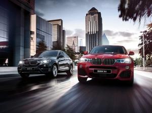 BMW намерена собирать кроссовер X4 в России