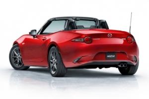 Mazda представила новое поколение родстера MX-5 (фото)