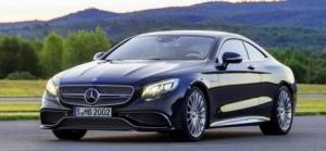Mercedes-Benz представил самое мощное купе S-класса