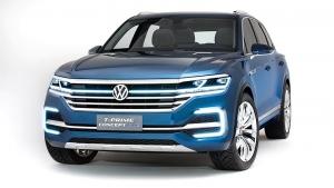 Volkswagen Touareg первого поколения. Как все начиналось