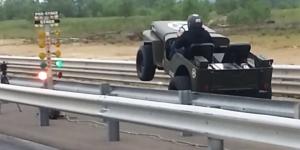 Американец построил 1000-сильный армейский «Виллис» ( ВИДЕО )
