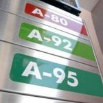 Белорусских автолюбителей ждет очередное повышение цен на бензин