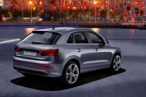 Кроссовер Audi Q3 представлен официально