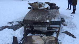 На дне Енисея нашли авто с останками пропавших 20 лет назад мужчины и женщины
