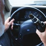 Наказать нетрезвого водителя могут и в стоящей машине