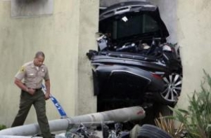 Первым в ДТП на Tesla погиб американский угонщик (фото)