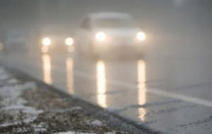Погода: заморозки ночью и почти так же холодно днем. И так как минимум до конца недели