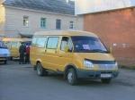 Ржавые маршрутки – привычная картина на белорусских дорогах