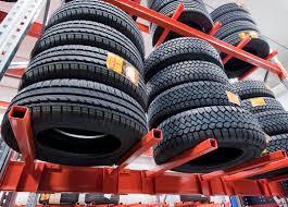 С 10-го марта из-за границы разрешено ввозить не больше одного комплекта шин раз в два года