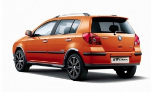 В 2014 году В Беларуси купили 2000 автомобилей Geely