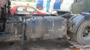 В Шумилинском районе взорвался топливный бак — трое пострадавших