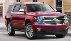 Внедорожник Chevrolet Tahoe белорусской сборки выйдет с конвейера уже в сентябре