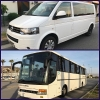 Комфортабельные пассажирские перевозки Минск РБ РФ Аренда микроавтобуса от 8 до 21 места,      автобуса до 55 мест